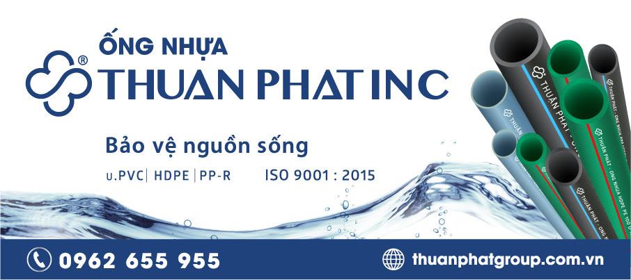 Ống nhựa Thuận Phát được sản xuất theo tiêu chuẩn Được sản xuất theo tiêu chuẩn TCVN 8491:2011/ISO1452:2009 (TCVN6151:2002/ISO 4422:1996)