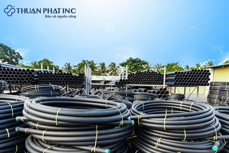 ống hdpe Thuận Phát