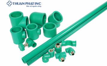 ống nhựa PRR chịu nhiệt Thuận Phát