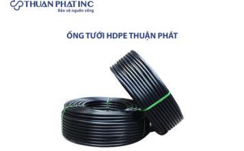 ống tưới hdpe Thuận Phát uy tín chất lượng