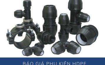báo giá phụ kiện hdpe Thuận Phát