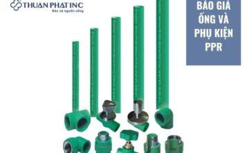 Báo giá ống PPR