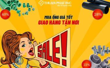 mua ống nhựa Thuận Phát online