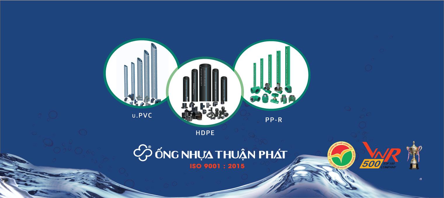 ống nhựa Thuận Phát