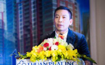 Anh Nguyễn Hồng Giang - Chủ Tịch HĐQT Thuận Phát INC